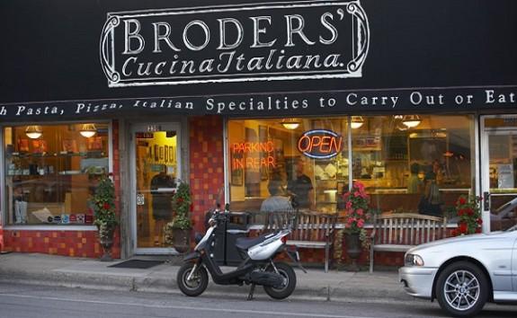 Broder's Pasta Bar