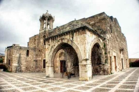 Byblos, Lebanon – 7,600 BC