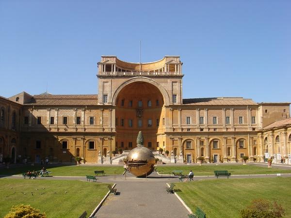 Musei Vaticani, Vatican City