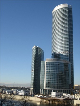 Naberezhnaya Tower