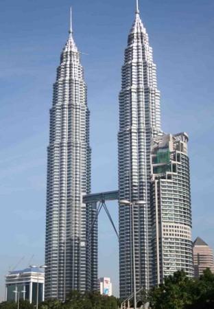 Petronas Tower 1, Kuala Lumpur, Malaya