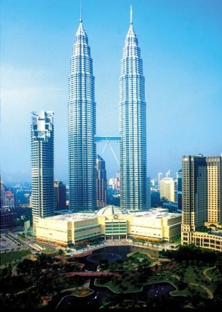 Petronas Tower 2, Kuala Lumpur, Malaya