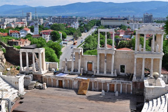 Plovdiv, Bulgaria – 6,000 BC