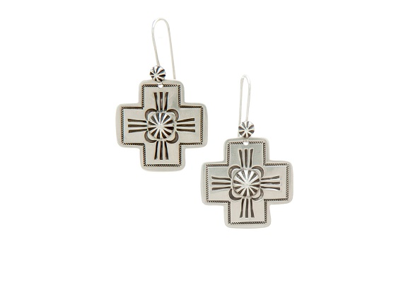 The crosses design