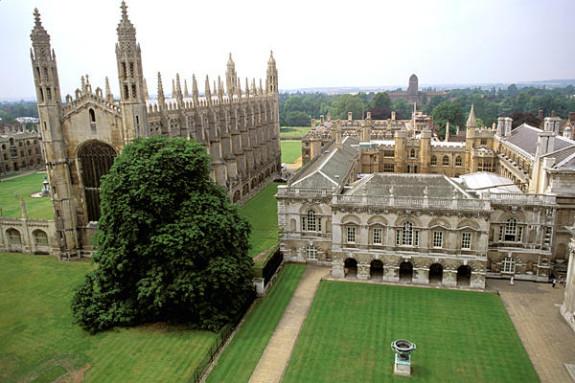 University of Cambridge, England