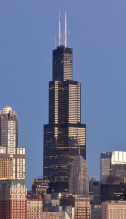 Willis Tower, Chicago, USA