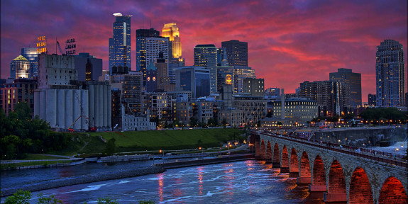 minneapolis eye candy