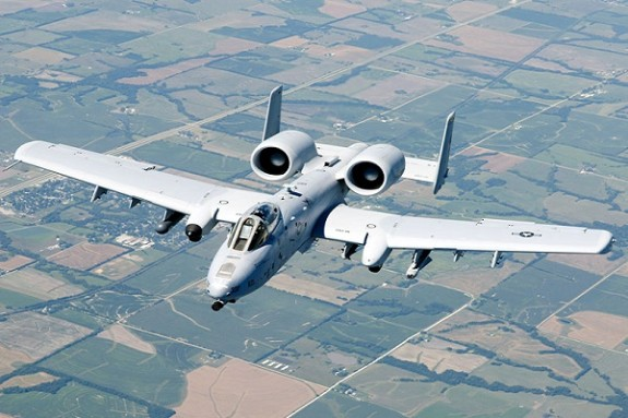 A-10 Warthog 1