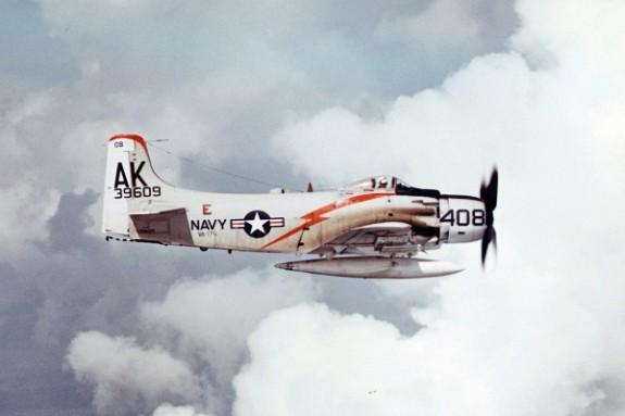 A-1H Skyraider 1