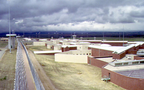 ADX Florence SuperMax Facility