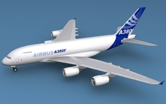 Airbus A380F