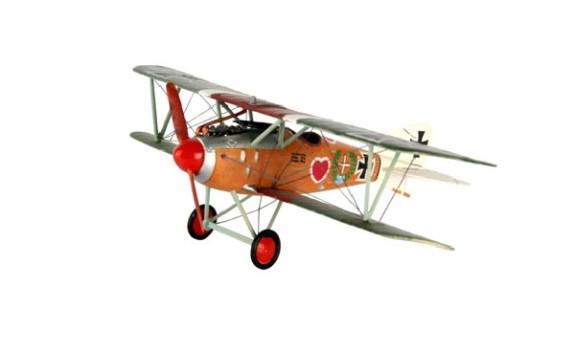 Albatross D.III Die Cast