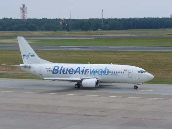 Blue Air – Romania