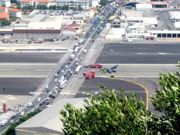 Gibraltar International Airport, Gibraltar