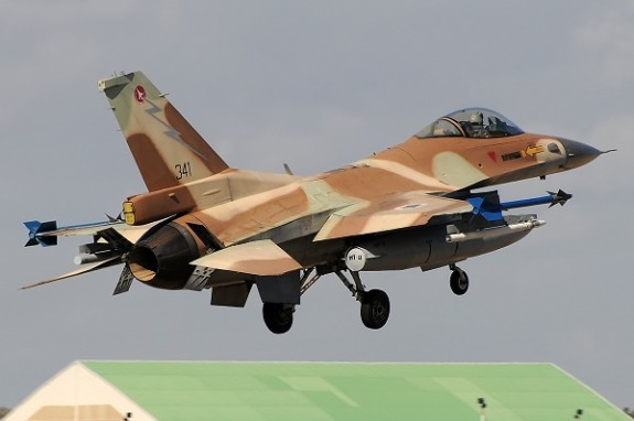 Israeli Air Force (Israel)