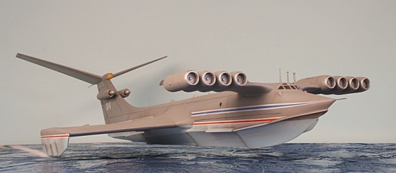 KM Caspian Sea Monster