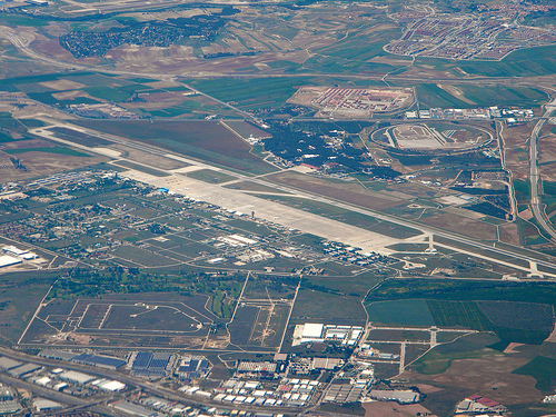 Madrid- Torrejon Airport