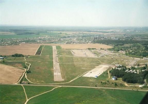 Ramenskoye Airport