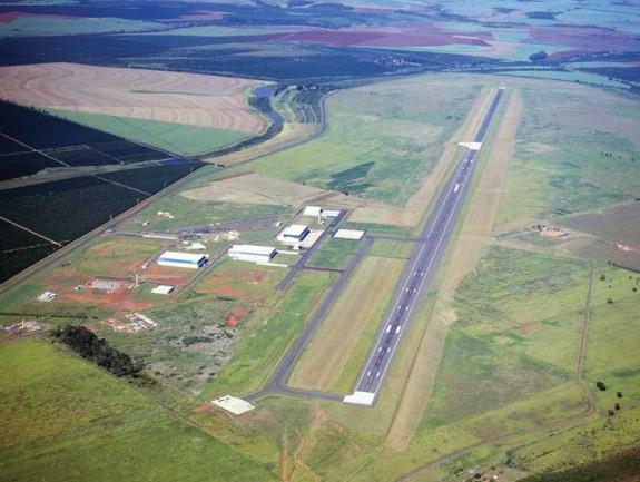 Embraer Unidade Gavião Peixoto Airport