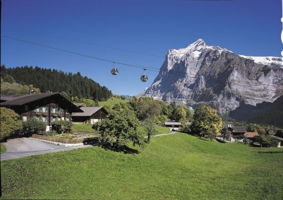 The Jungfrau Region