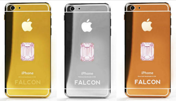 iPhone 6 Falcon SuperNova Edition