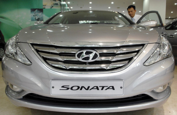 Hyundai Motor Co. Ltd, South Korea