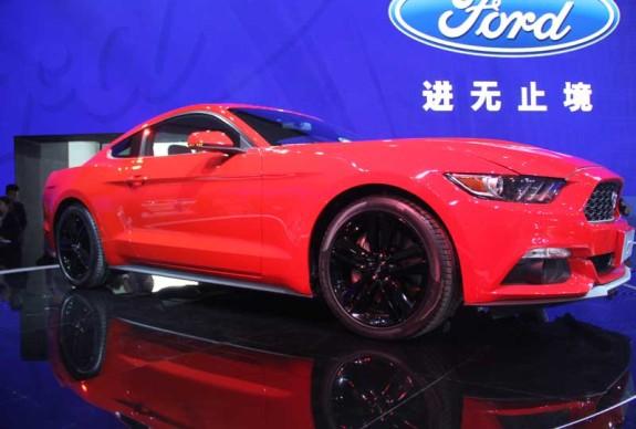 Ford Motor Co., U.S.