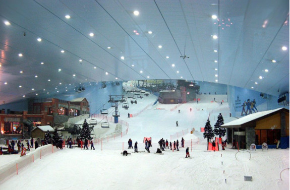 Ski Dubai- Mall of Emirates